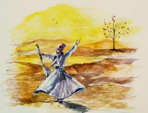 Ishq Fakiri sketch by Kamal Goswami